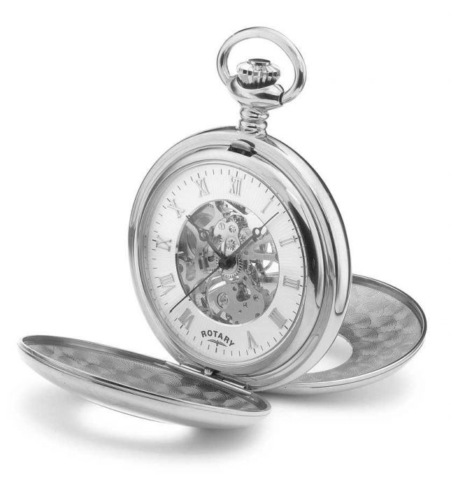 Rotary Men's Pocket Watch MP00712/01