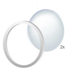 MY iMenso Dancing – Glass 2X +25mm Pmma Fill Ring 33mm 33-0996