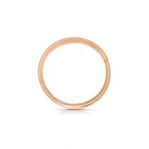 MY iMenso Dancing – 925/Rosegold-Plated Dancer Disc 18X25mm 28-0103