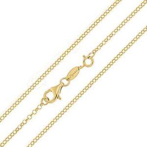 MY iMenso Jasseron 92cm Necklace (925/Gold-Plated) E-Coat 27-0038