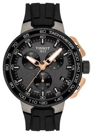 Tissot T-Race Cycling Tachymeter Date Display Chronograph T1114173744107