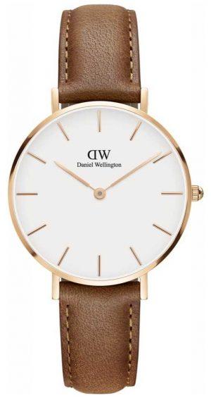 Daniel Wellington Classic Durham Unisex Watch Rose Gold Case DW00100172