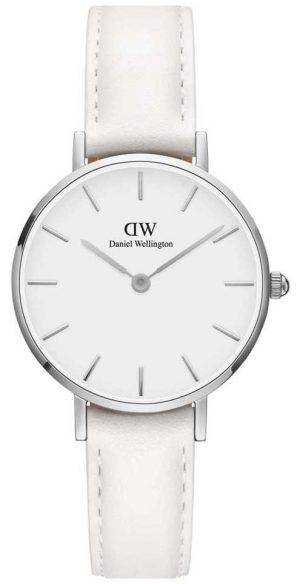 Daniel Wellington Ladies Petite Bondi White Watch DW00100250
