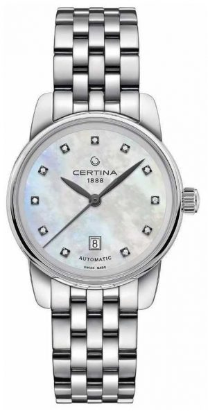 Certina | DS Podium | Lady Automatic | Mother of Pearl Dial | C0010071111600