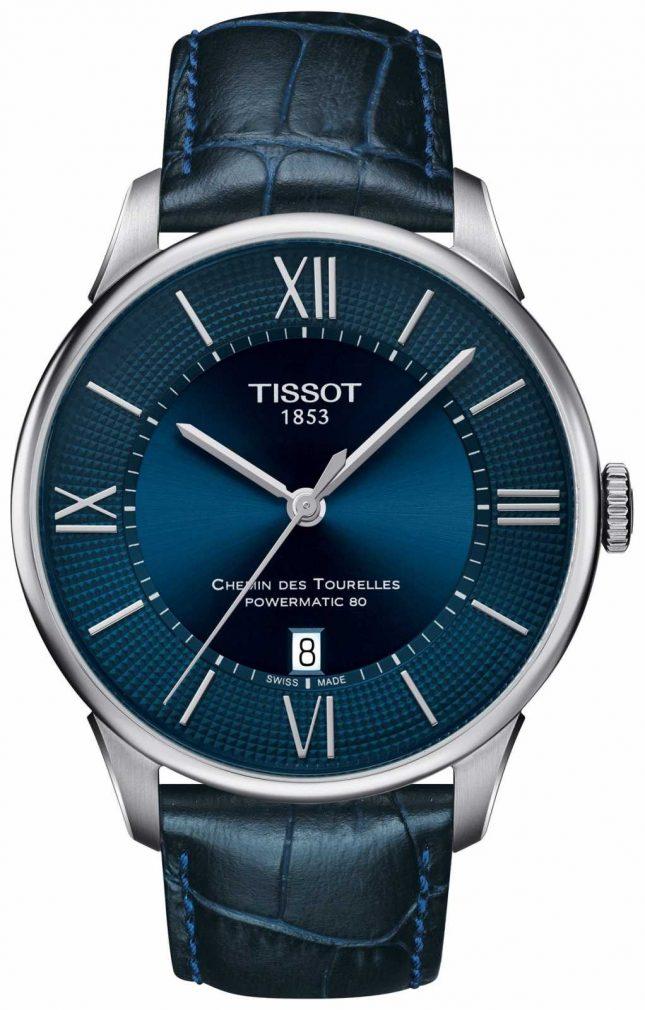 Tissot Mens Chemin Des Tourelles Powermatic 80 T0994071604800
