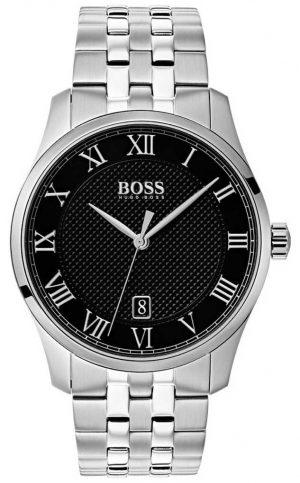 BOSS Master | Stainless Steel | Black Dial 1513588