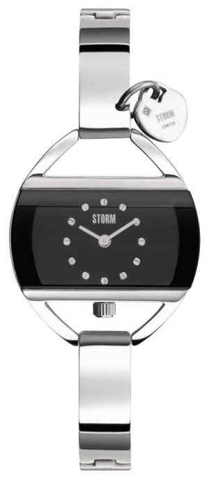 STORM Temptress Charm Black Stainless Steel 47013/BK