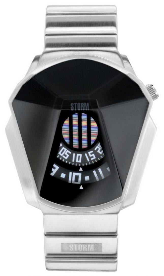 STORM Darth Black Stainless Steel Watch 47001/BK