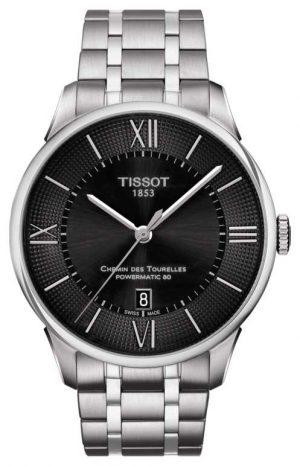 Tissot Mens Chemin Des Tourelles Powermatic 80 Automatic T0994071105800