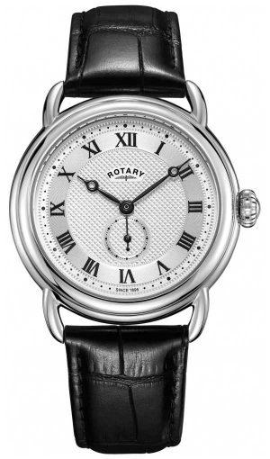 "Rotary Sapphire Edition Mens Canterbury ""Sherlock Watch"" GS02424/21"