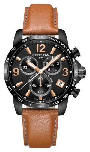 Certina Mens Ds Podium Precidrive Chronograph Watch C0344173605700