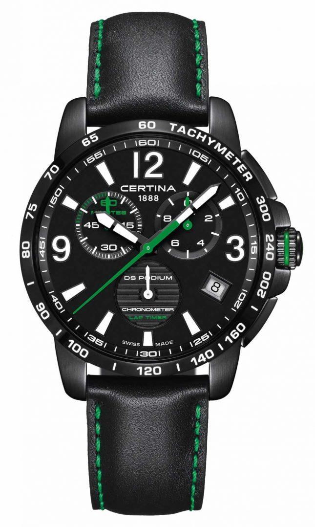 Certina Mens Ds Podium Chronograph Watch C0344533605702