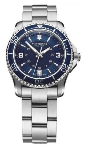 Victorinox Swiss Army Women's Maverick Blue Dial & Bracelet 241609
