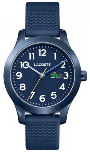 Lacoste 12.12 Kids Watch Navy Blue Rubber Strap 2030002