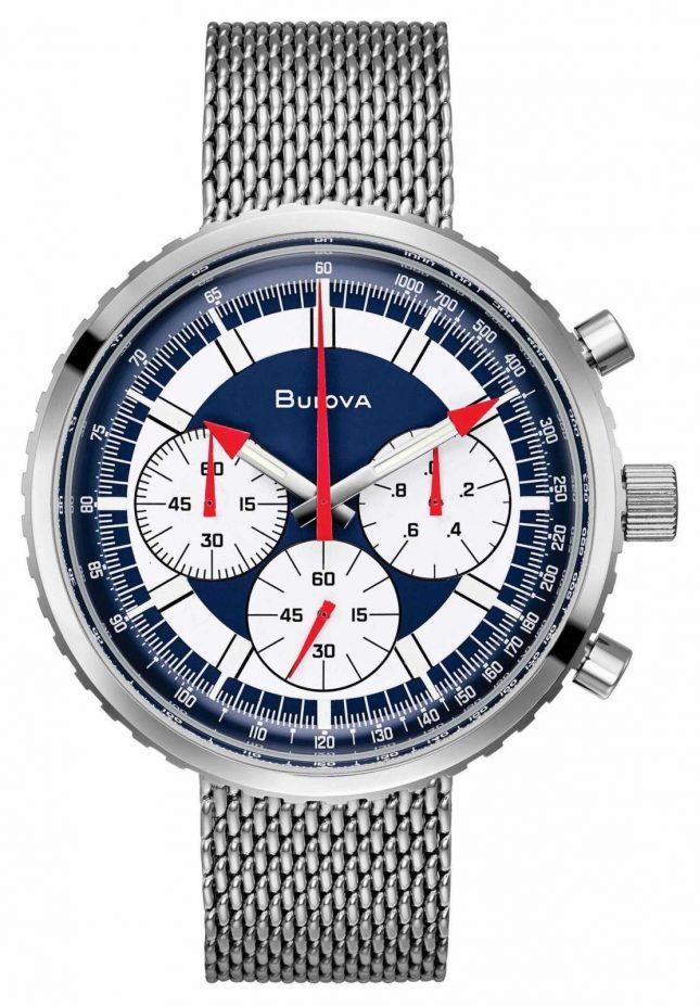 Bulova Mens Chronograph C Special Edition Watch 96K101