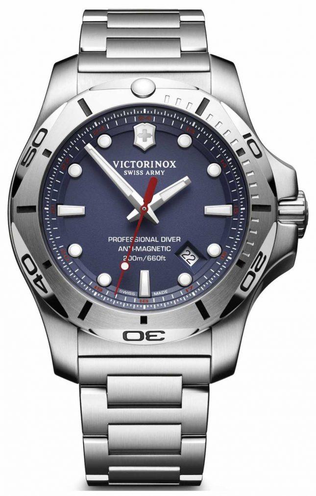 Victorinox Swiss Army I.N.O.X. Professional Diver Blue Dial 241782