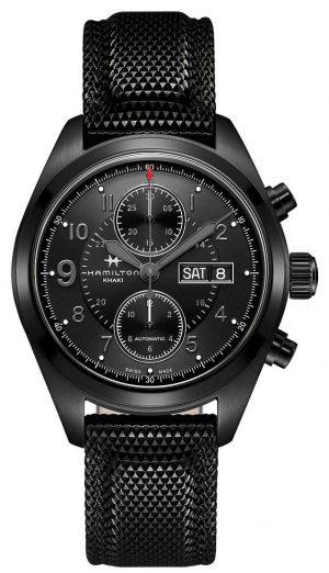 Hamilton Khaki Field Auto Chrono *Watch of Tom Clancy's Jack Ryan* H71626735