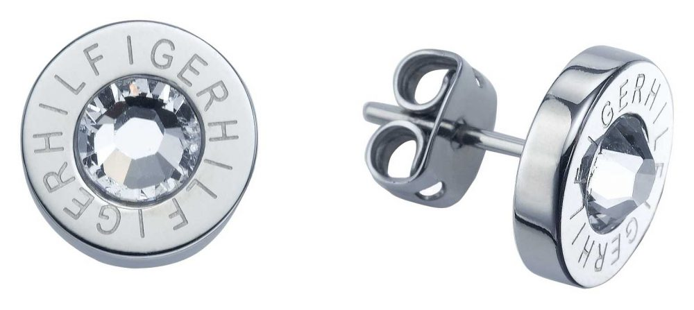 Tommy Hilfiger Womens Stainless Steel Stud Earrings 2700259