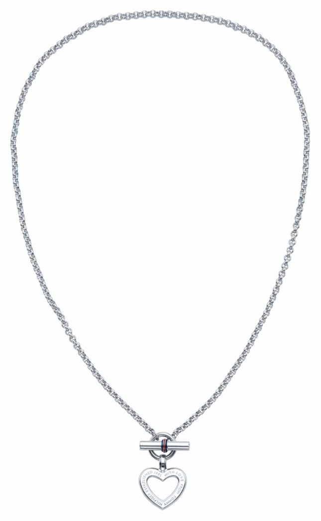 Tommy Hilfiger Womens Stainless Steel Necklace 2700277