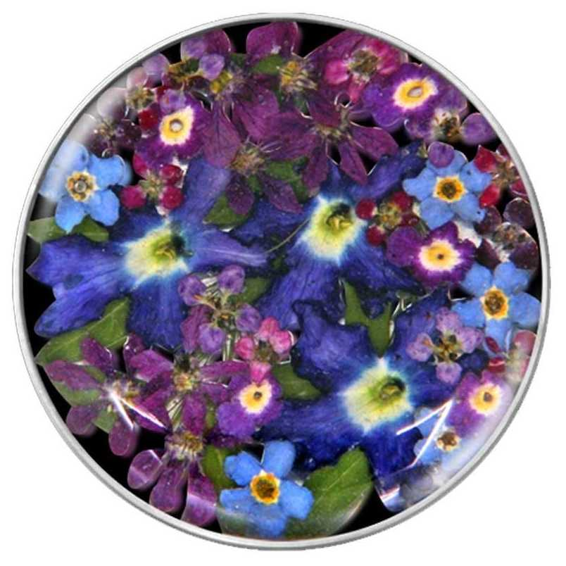 MY iMenso Flora Mix Purple Insignia 33-1178