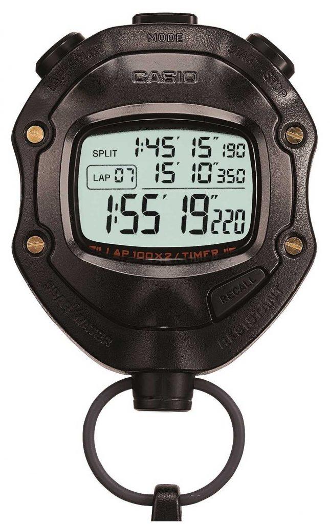 Casio Digital Referee Stopwatch Chronograph Watch HS-80TW-1EF