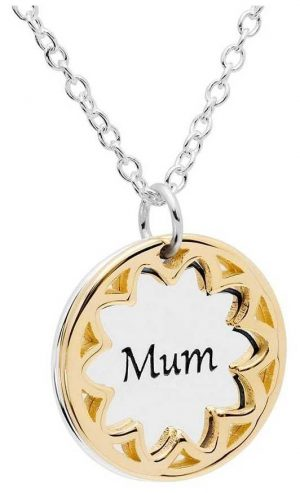 Chamilia Treasure 'Mum' Necklace 1220-0023