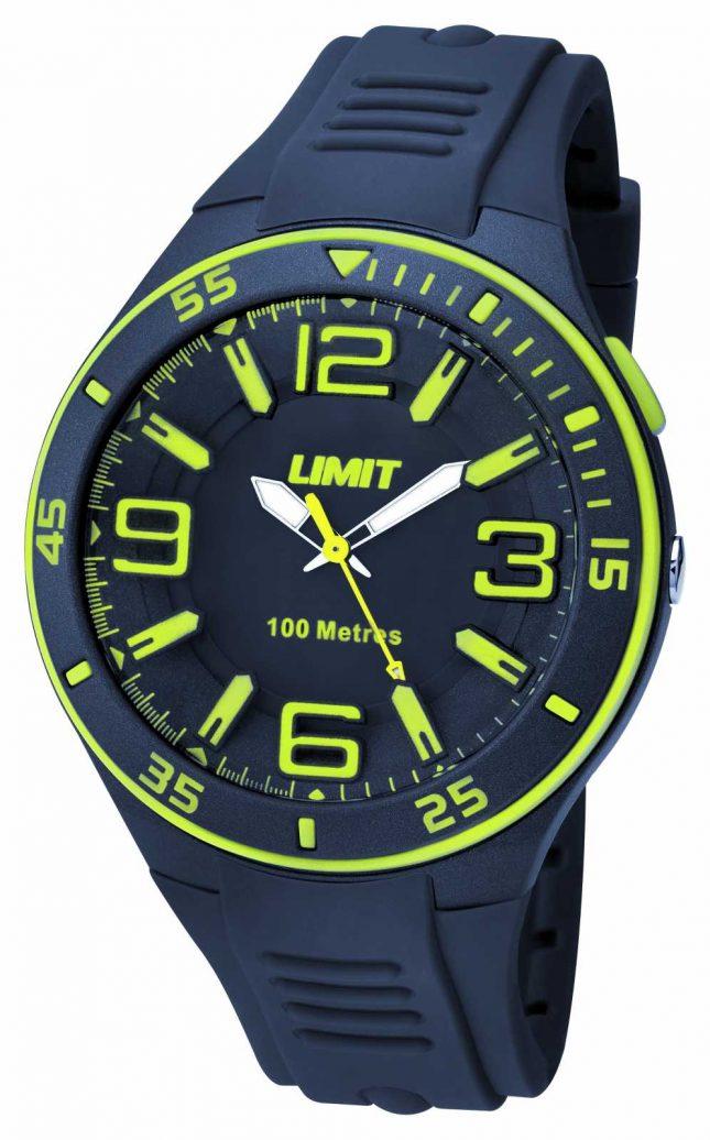 Limit Mens Navy Strap Navy Dial 5569.24