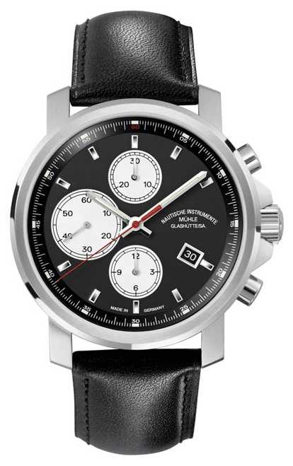 Muhle Glashutte 29er Automatic Chronograph Watch M1-25-43-LB