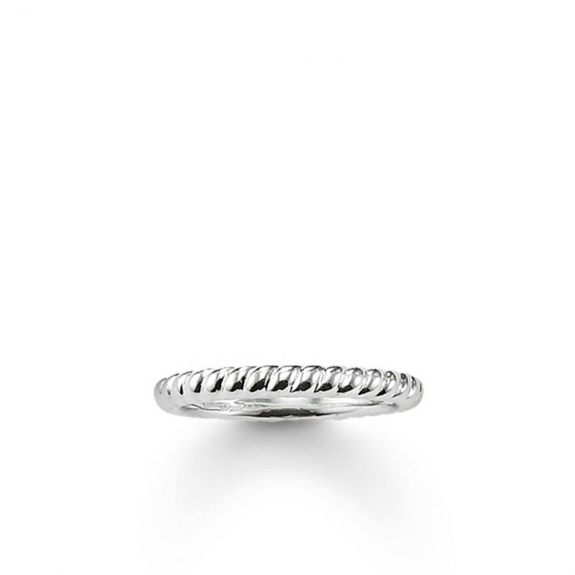 Thomas Sabo Ring 925 Sterling Silver TR1978-001-12-54