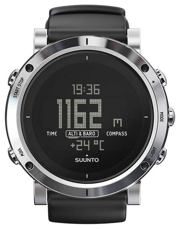 Suunto Core Brushed Steel SS020339000