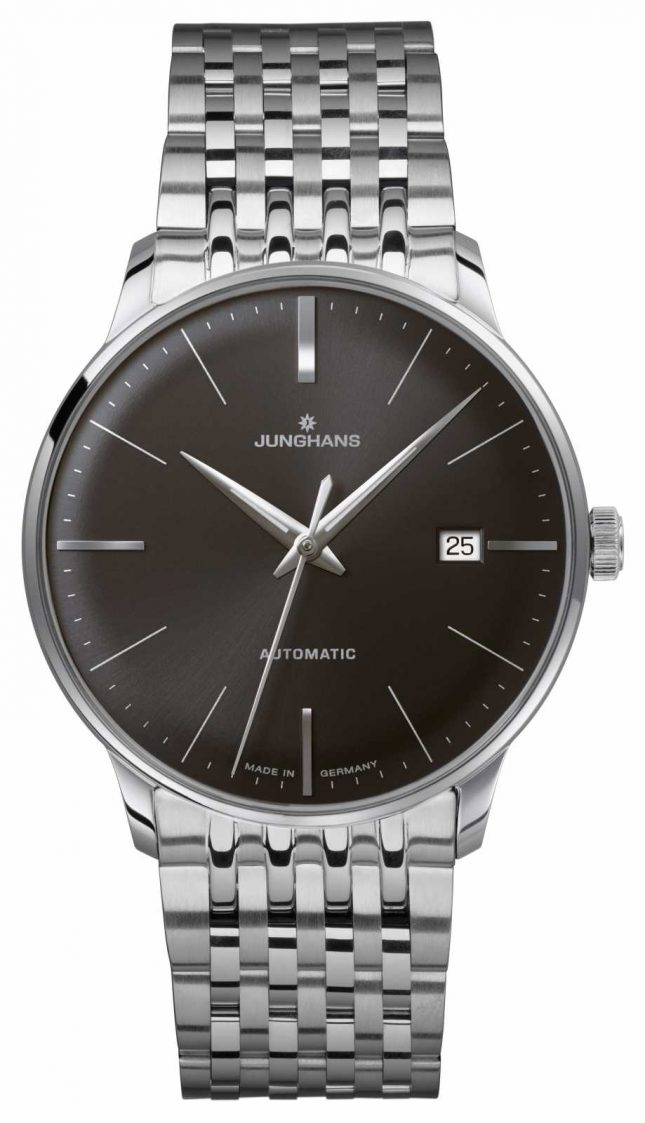 Junghans Mens Meister Classic Mechanical 027/4511.44