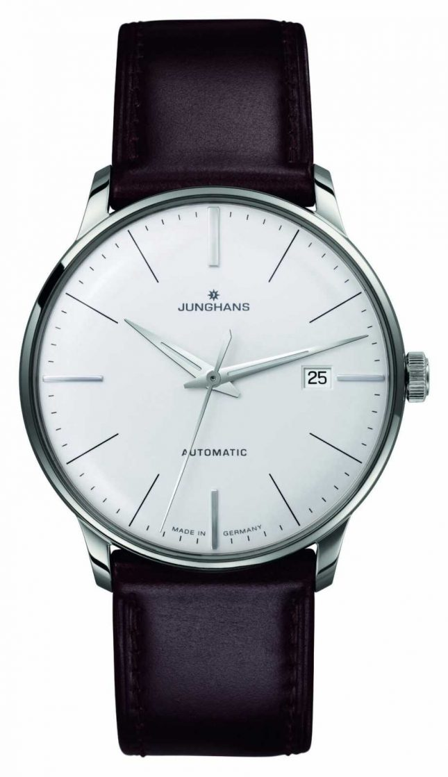 Junghans Mens Meister Classic Automatic 027/4310.00