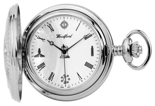 Woodford Masonic Pocket Watch 1227