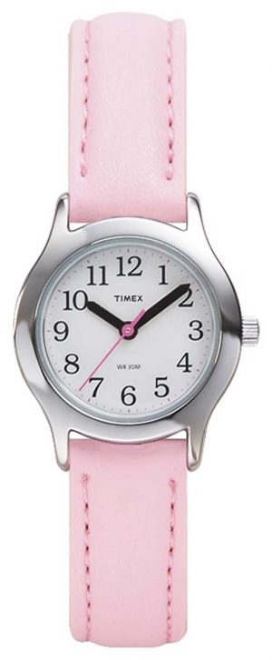 Timex Womens/Kids Pink Strap Watch T790814