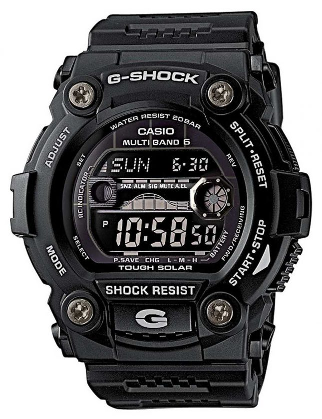 Casio G-Shock G-Rescue Alarm Radio Controlled GW-7900B-1ER