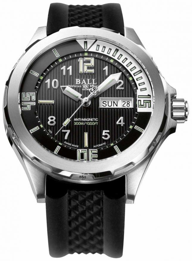 Ball Watch Company Engineer Master II Diver DM3020A-PAJ-BK