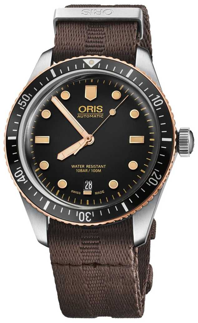 ORIS Divers Sixty-Five 40mm Mens Watch 01 733 7707 4354 07 5 20 30