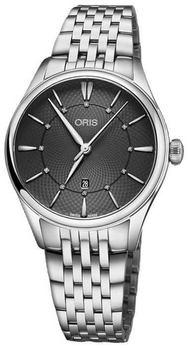 ORIS Artelier Date 33mm Ladies Watch 01 561 7724 4053-07 8 17 79