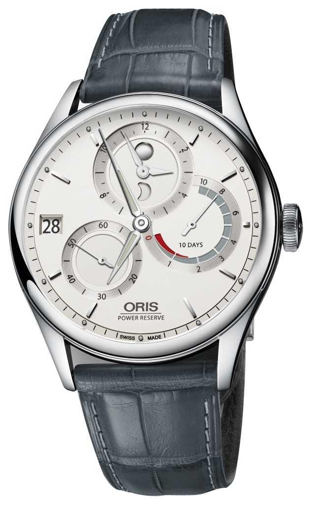 ORIS Artelier Calibre 112 Mens Watch 01 112 7726 4165-set 8 22 19