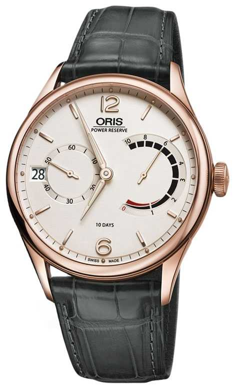 ORIS Artelier Calibre 111 Swiss Watch 01 111 7700 6061-set 1 23 78