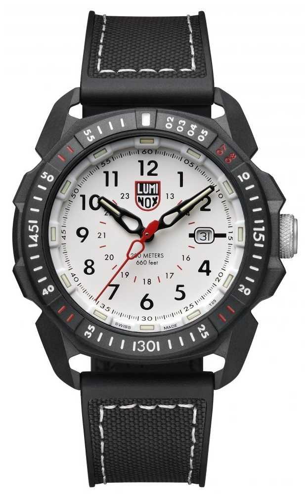 Luminox Men's ICE-SAR | Arctic 1000 Series | Black | White Dial | XL.1007