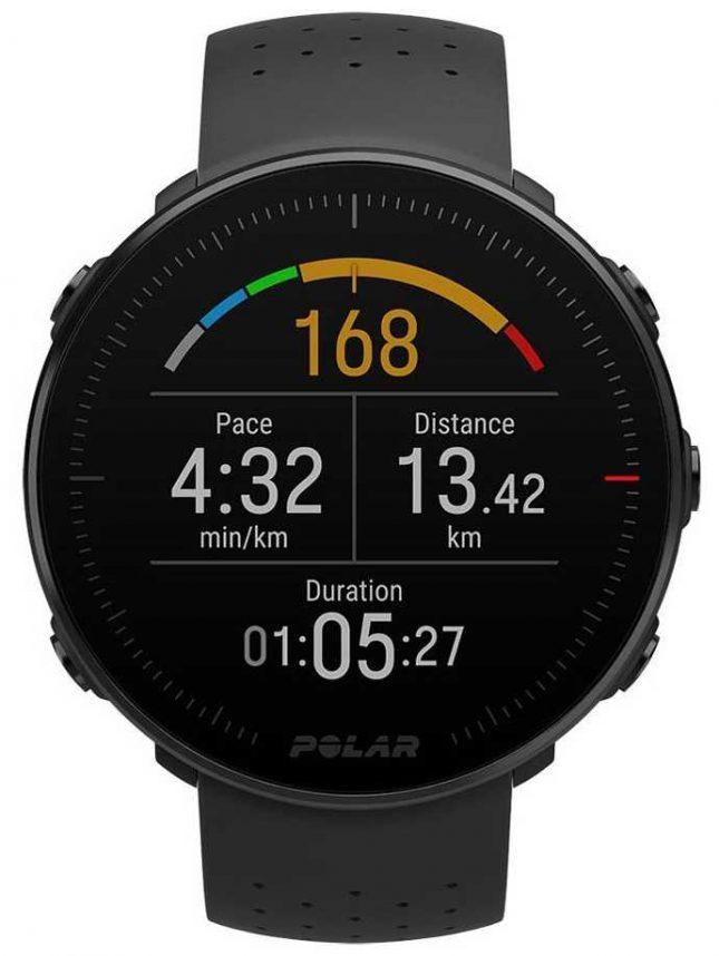 Polar Vantage M Black Medium/Large GPS Multisport HR 90069736