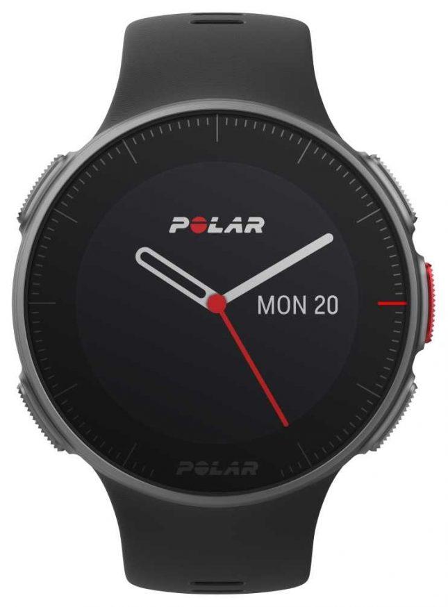 Polar Vantage V Black GPS Multisport Premium Training Wrist HR 90069668