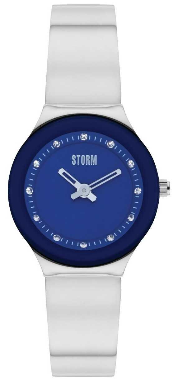 STORM | Arin Curvex Blue Stainless Steel Watch | 47426/B