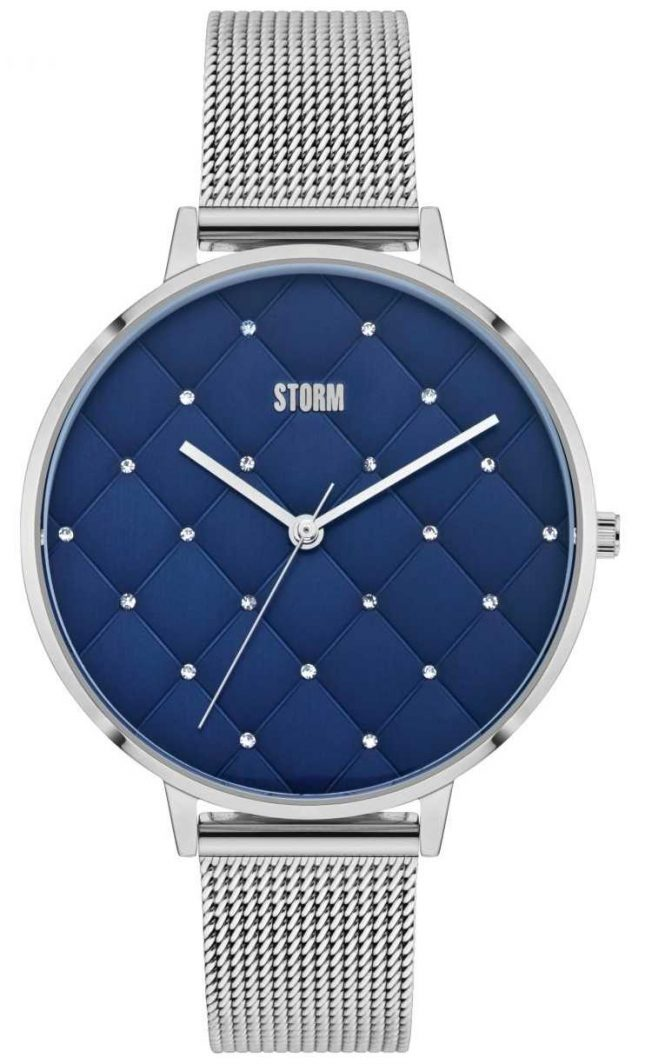 STORM | Alura Blue Stainless Steel Watch | 47423/B