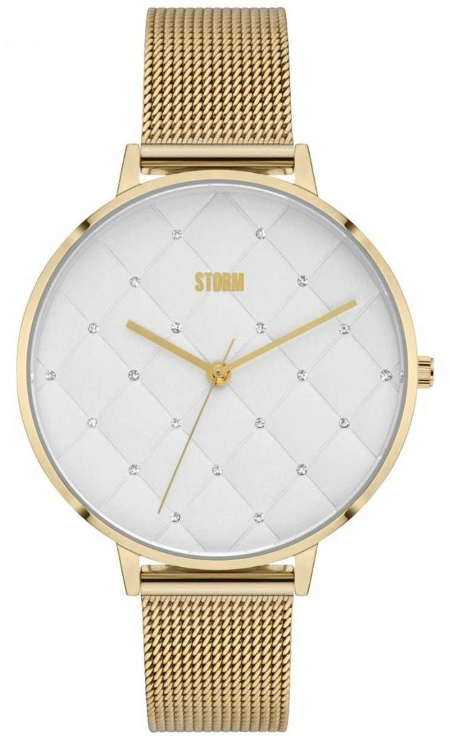 STORM | Alura Gold Stainless Steel Watch | 47423/GD