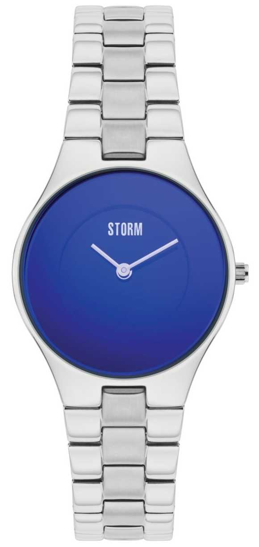 STORM | Zelia Lazer Blue Stainless Steel Watch | 47416/B