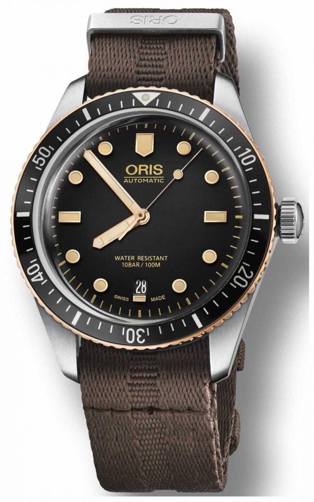 ORIS Divers Sixty-Five 40mm Mens Watch 01 733 7707 4354-07 5 20 30