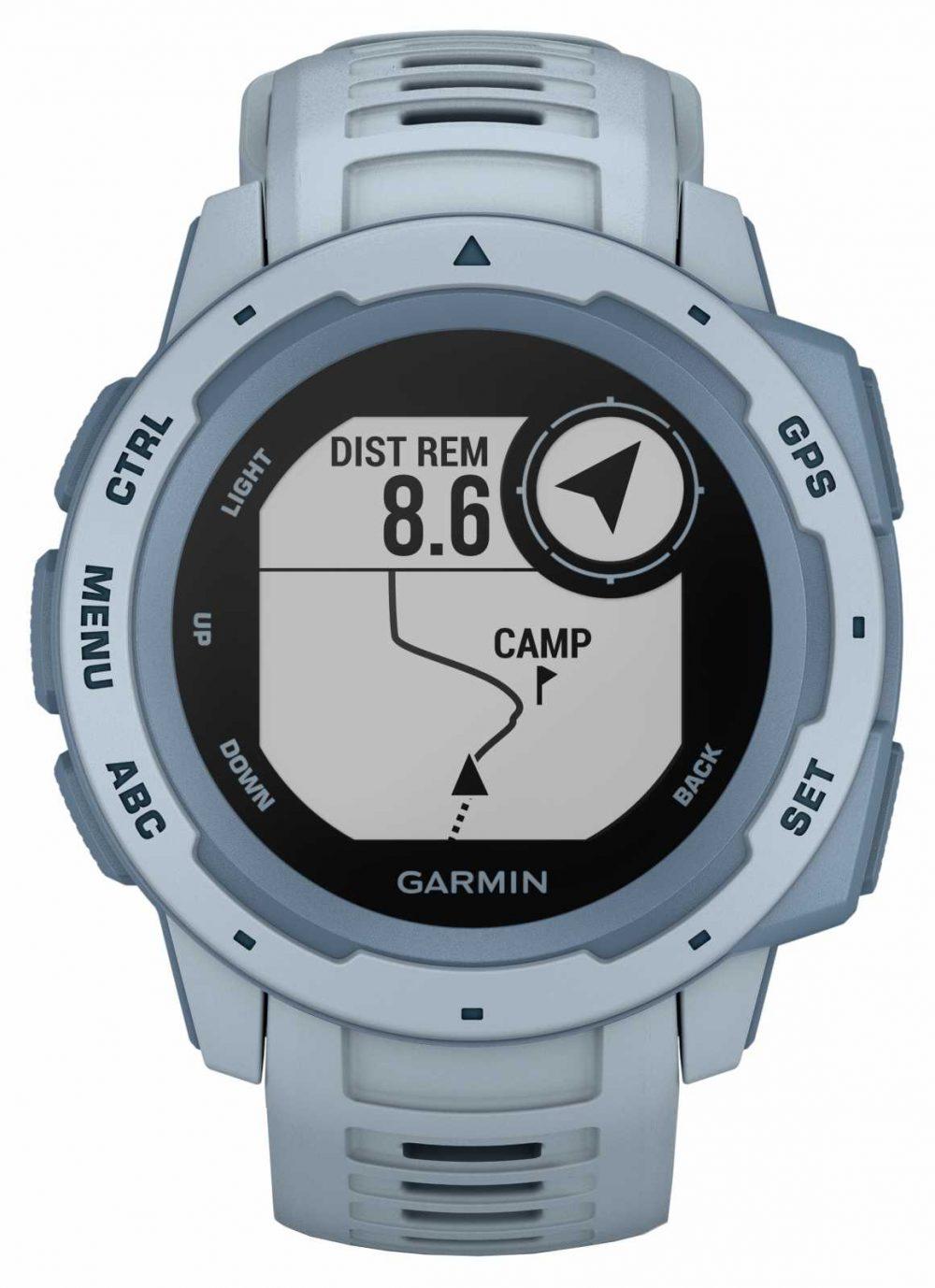 Garmin Instinct Sea Foam Outdoor GPS Silicone Strap 010-02064-05
