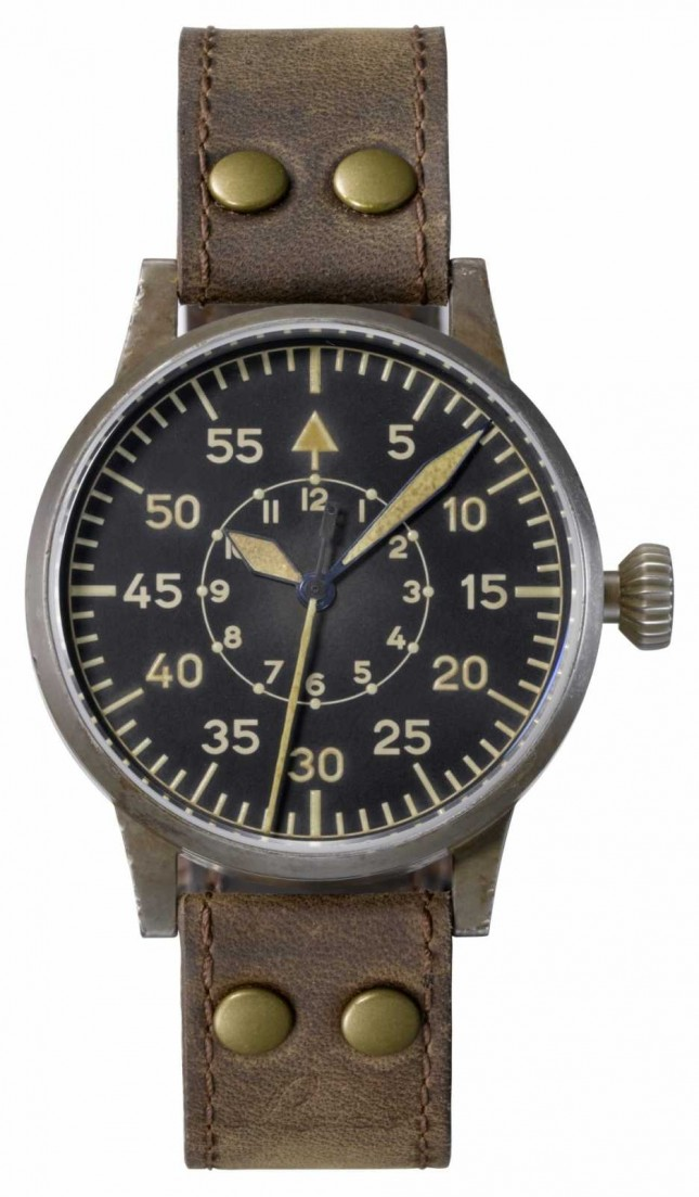 Laco   Paderborn Erbstück   Automatic Pilot B   Brown Leather   861932